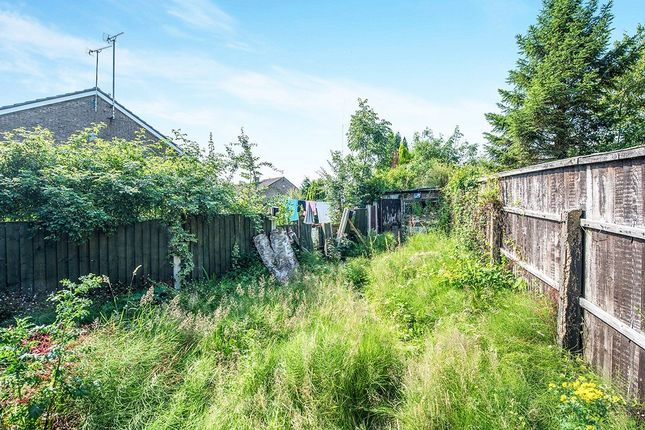 Garden of Tawd Road, Skelmersdale, Lancashire WN8