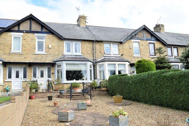 Thumbnail Terraced house for sale in Lyne Terrace, Morpeth