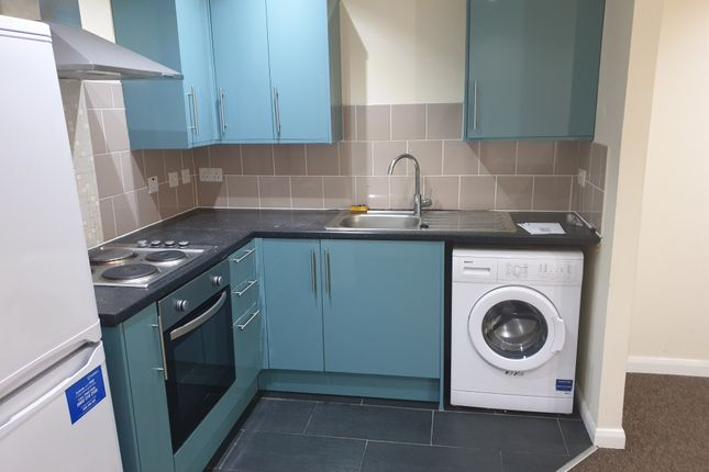 Thumbnail Flat to rent in Stanton Court, Bright Street, Coventry