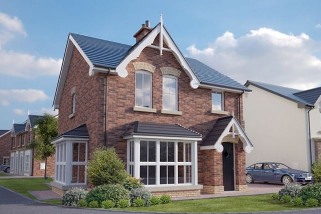Detached house for sale in Claremont At River Hill, Bangor Road, Newtownards