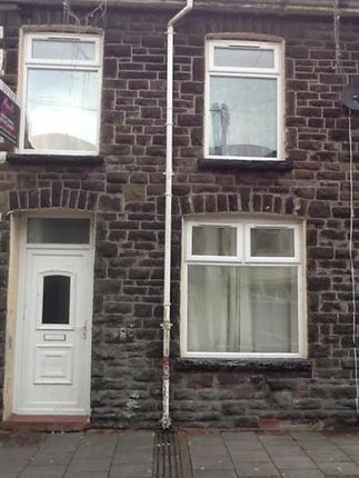 Thumbnail Terraced house to rent in Shady Road, Gelli, Pentre