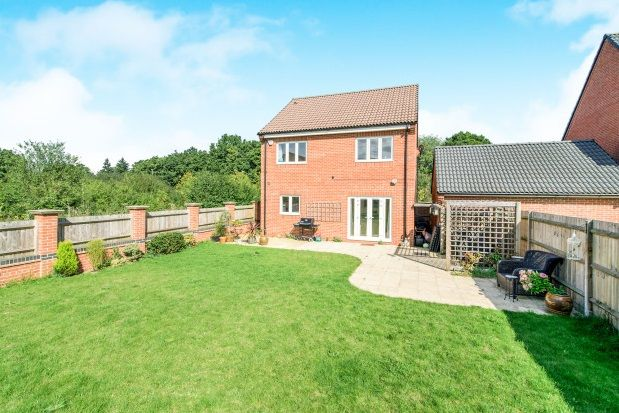 Thumbnail Property to rent in Binfields Farm Lane, Chineham, Basingstoke