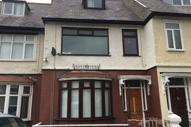Thumbnail Terraced house to rent in Priory Road, Anfield, Liverpool