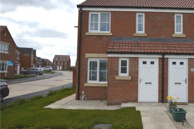 Thumbnail Semi-detached house to rent in Ruby Street, Wakefield, West Yorkshire