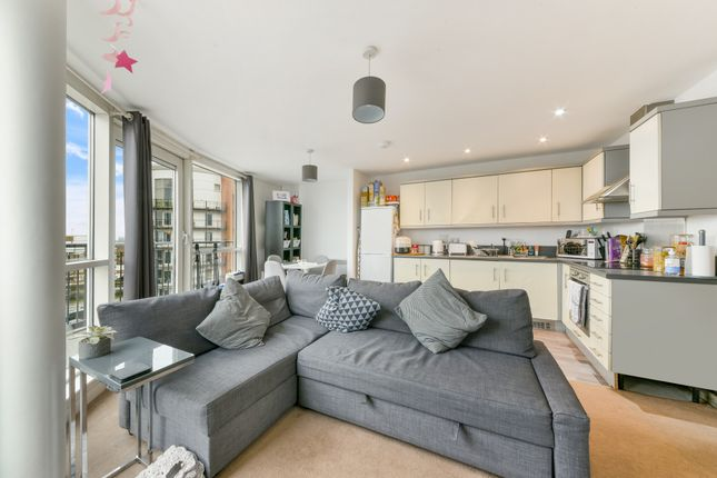 Thumbnail Flat for sale in Memorial Heights, Monarch Way, Ilford, Essex
