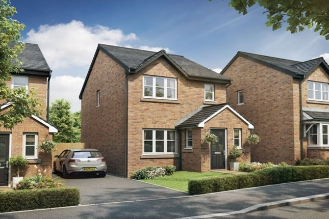 Thumbnail Detached house for sale in Farington Green Grasmere Avenue, Farington, Leyland