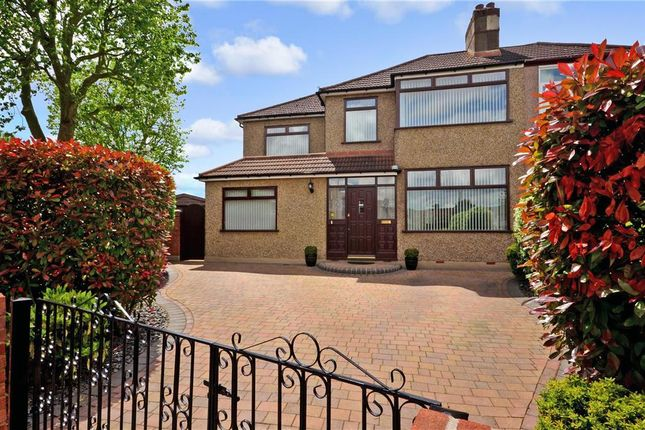Front of Tennyson Way, Hornchurch, Essex RM12