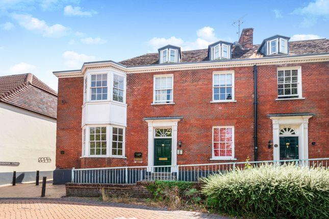 Thumbnail Flat to rent in Cross Street, Basingstoke