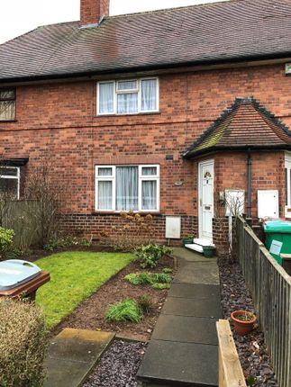 Thumbnail Terraced house to rent in Ambleside Road, Aspley, Nottingham, Nottinghamshire
