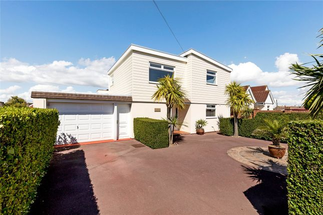 Thumbnail Detached house for sale in Eastoke Avenue, Hayling Island, Hampshire