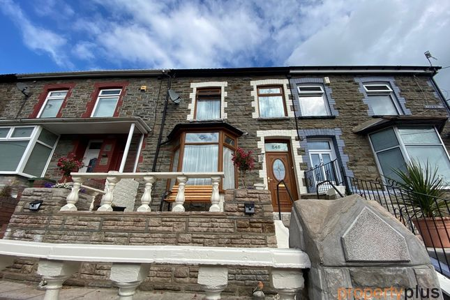 3 bed terraced house for sale in Rhys Street, Trealaw -, Tonypandy CF40