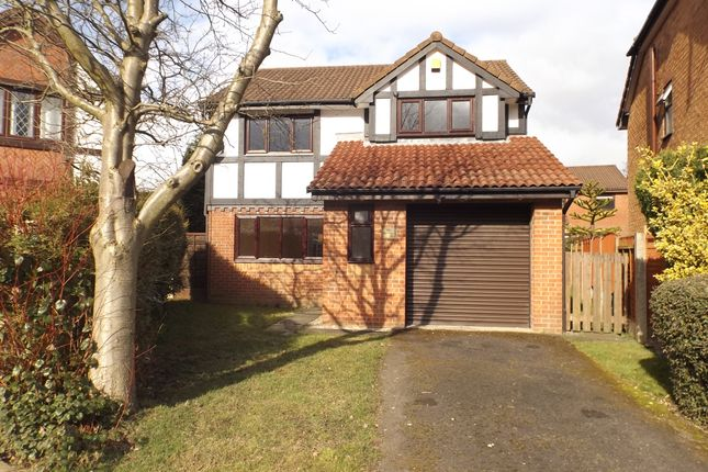 Thumbnail Detached house to rent in Mallard Close, Dukinfield