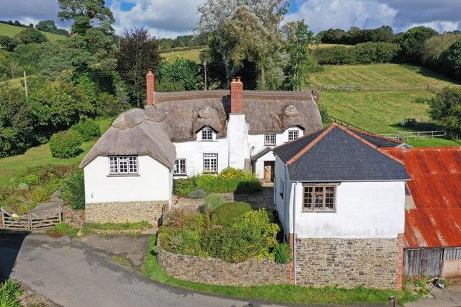 5 bed detached house for sale in Warkleigh, Umberleigh, Devon EX37