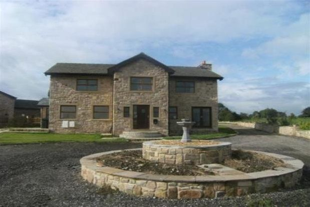 Thumbnail Detached house to rent in The Manor House, Bury Lane, Withnell, Chorley