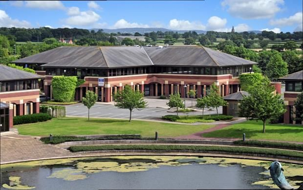 Thumbnail Office to let in Eden Building, Lakeside, Chester Business Park, Chester