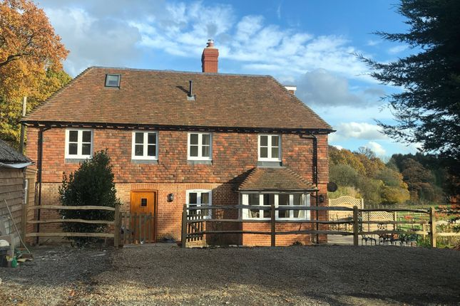 Thumbnail Semi-detached house to rent in St Augustines Cottage, Bowzell Road, Weald