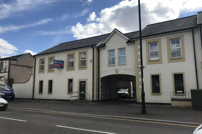 Thumbnail Office to let in First Floor Offices, Cardiff Street, Aberdare