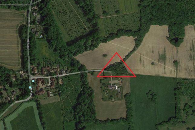 Thumbnail Land for sale in Hildenbrook Farm, Hildenborough, Tonbridge