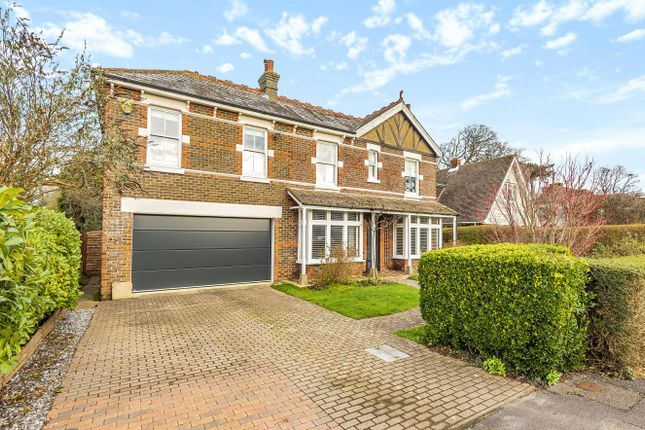 Thumbnail Detached house for sale in Park Crescent, Emsworth