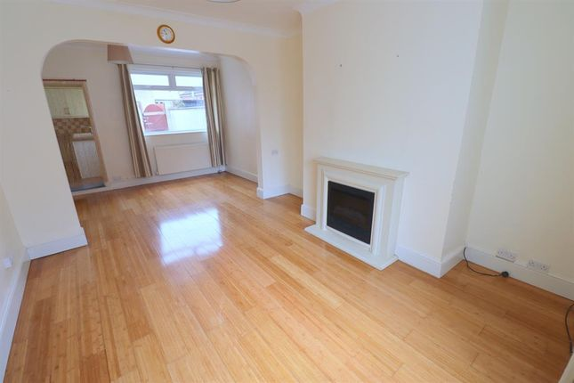 Living Room of Dent Street, Shildon DL4