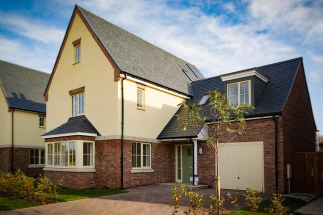 Thumbnail Detached house for sale in The Jay, Heyford Meadows, Hankelow