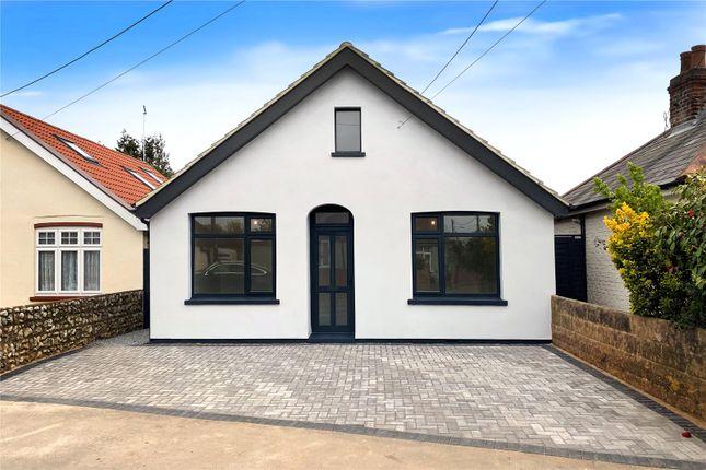 Thumbnail Bungalow for sale in Lansdowne Road, Littlehampton, West Sussex