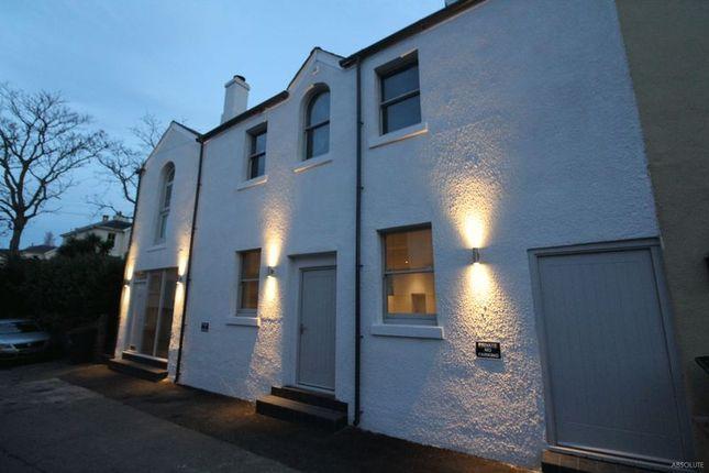 Thumbnail Semi-detached house for sale in St. Michaels Terrace, Castle Lane, Torquay