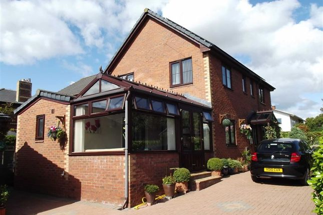 Thumbnail Detached house for sale in Second Avenue, Ross On Wye, Herefordshire