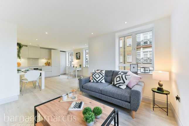 Thumbnail Flat for sale in The Luxury Collection, Devenhurst Place, London