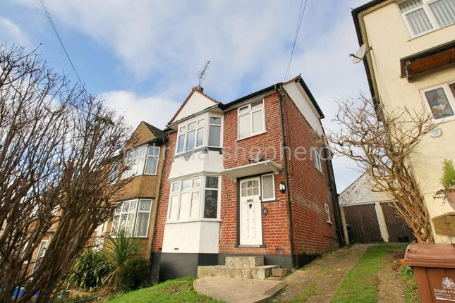 Thumbnail Semi-detached house to rent in Prestbury Crescent, Banstead