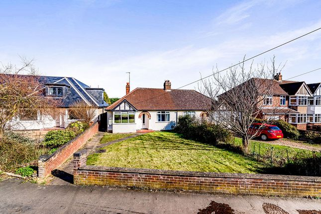 Thumbnail Bungalow for sale in Old Hale Way, Hitchin