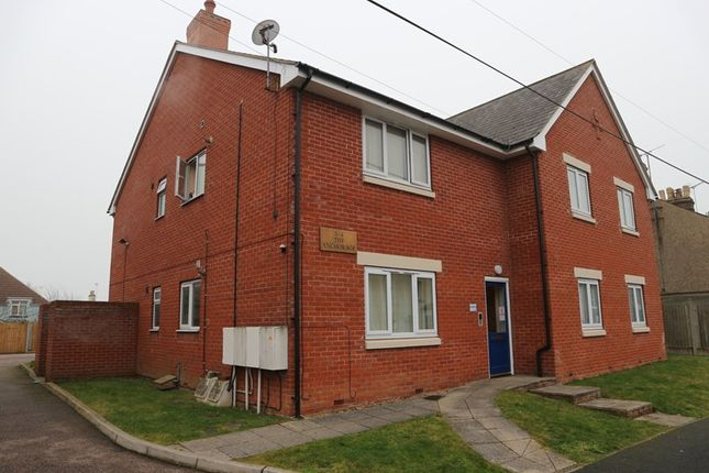 Thumbnail Flat for sale in Tyler Street, Parkeston, Harwich