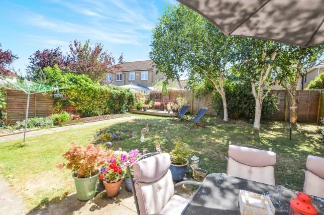 Garden of Butterside Road, Kingsnorth, Ashford, Kent TN23