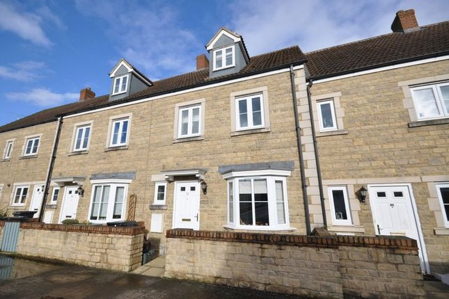 Thumbnail Terraced house for sale in Adderwell Road, Frome