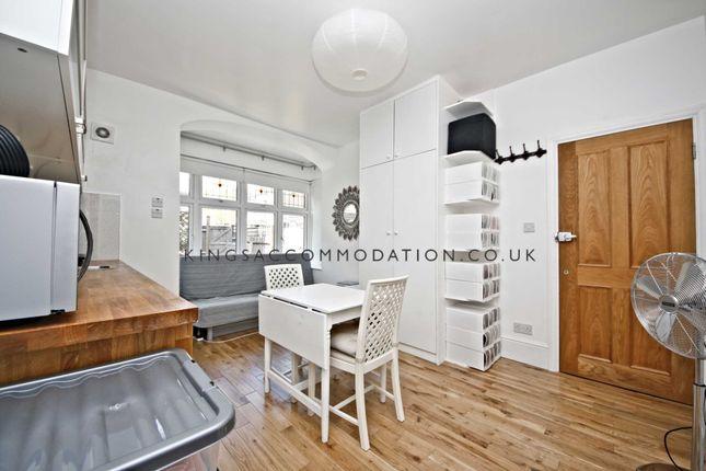 Thumbnail Studio to rent in Ashurst Gardens, Tulse Hill, London