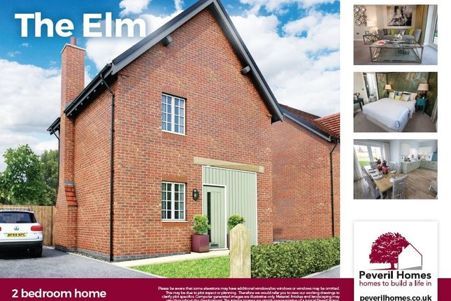 Thumbnail Detached house for sale in Measham Road, Moira