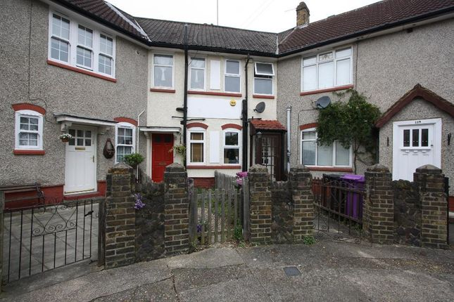 Thumbnail Terraced house to rent in Hesperus Crescent, Isle Of Dogs, London