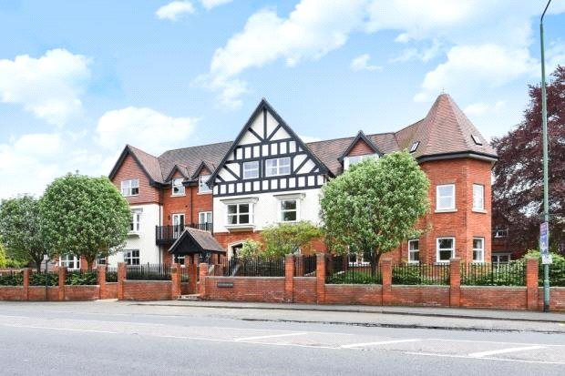 Thumbnail Flat to rent in London Road, Sunningdale, Ascot