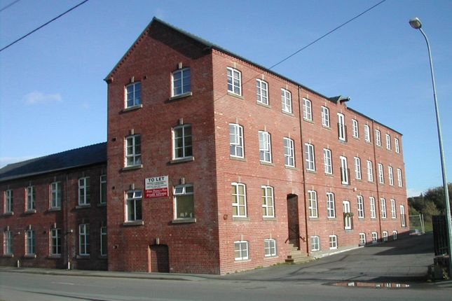 Thumbnail Flat to rent in Cymric Mill, Canal Road, Newtown, Powys