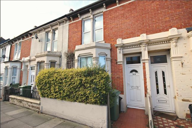 Thumbnail Terraced house to rent in Francis Avenue, Southsea, Portsmouth, Hampshire