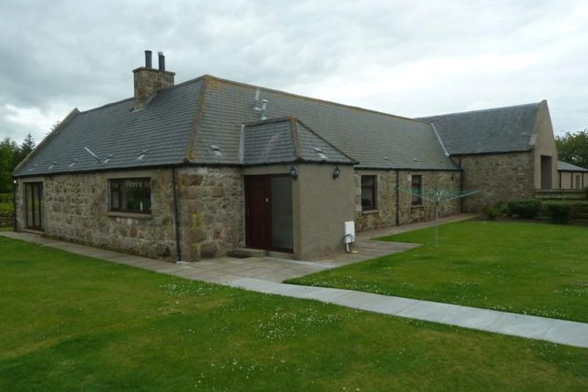 Thumbnail Cottage to rent in Kinmundy, Kingswells