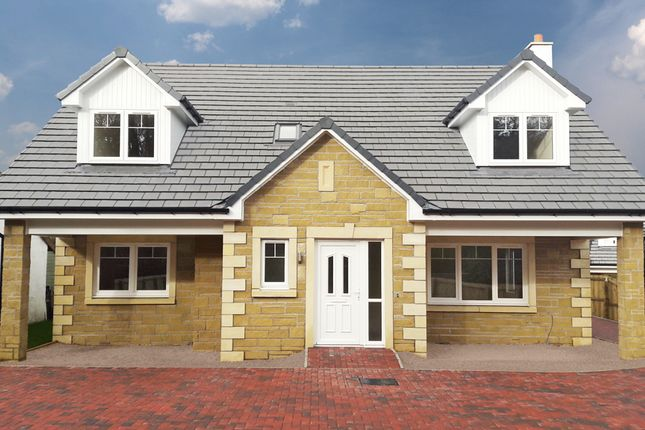 Thumbnail Detached house for sale in Anndale Perth Road, Dunblane
