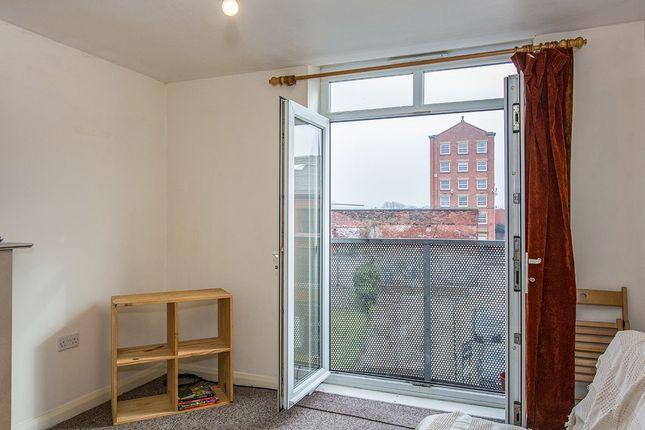 Lounge of City Court Percy Street, Preston PR1