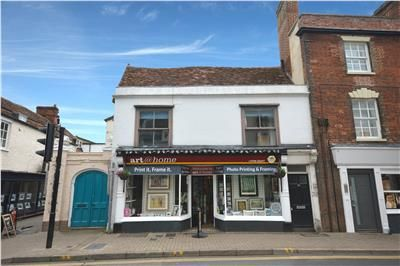 Thumbnail Commercial property for sale in 40, 40A & 40B High Street, Saffron Walden, Essex