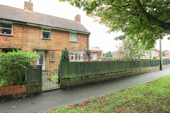 Front External of The Hill, Glapwell, Chesterfield S44