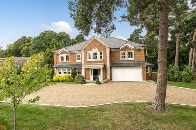 Thumbnail Detached house for sale in Goldrings Road, Oxshott, Leatherhead