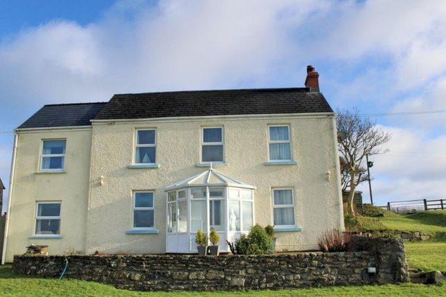Thumbnail Detached house for sale in St. Nicholas, Goodwick