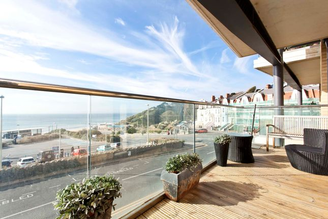 Thumbnail Flat for sale in The Point, Marina Close, Boscombe Spa, Dorset