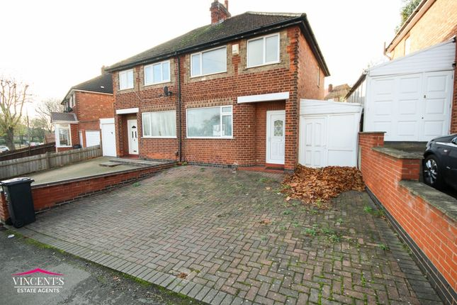 Semi-detached house for sale in Parker Drive, Leicester, Leicestershire