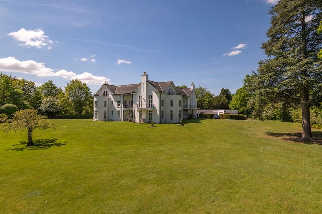 Thumbnail 3 bed flat for sale in Castle Keep, London Road, Reigate, Surrey